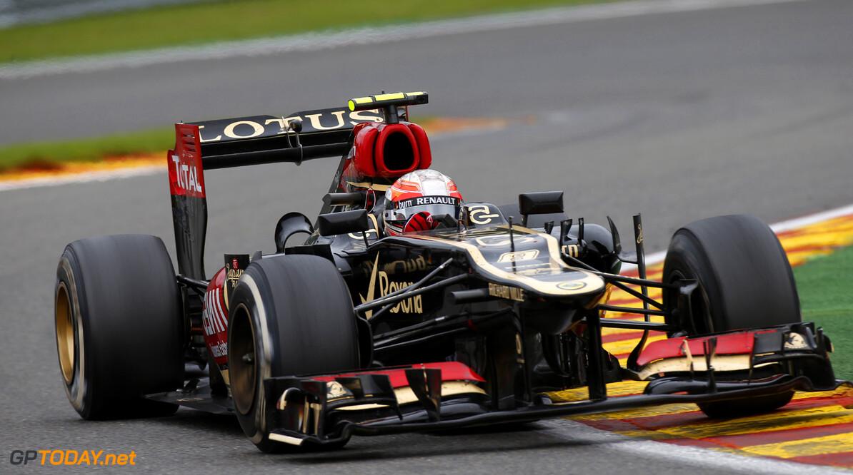 Lotus juicht het toe dat Grosjean zich kwaad maakt