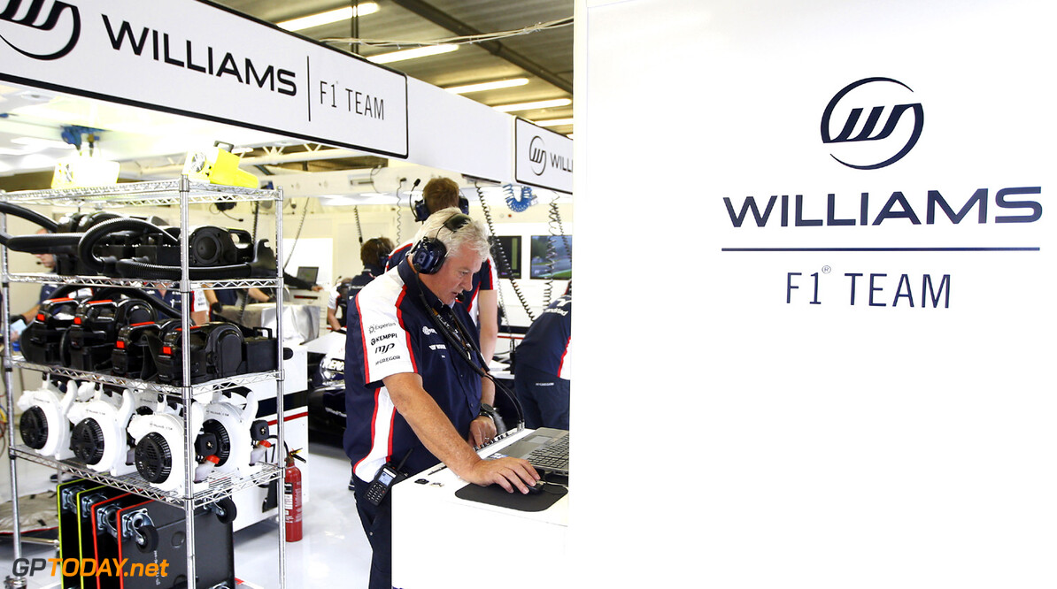 Symonds says Williams can't accommodate drive like Alonso
