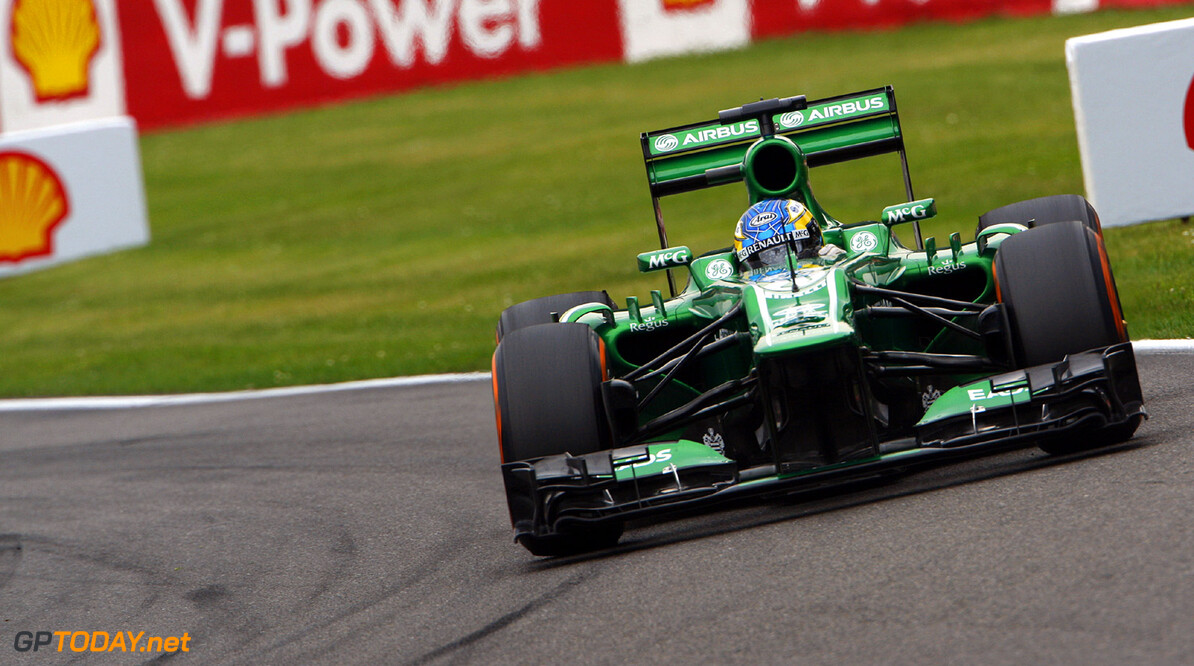 Caterham needs money from prize fund to pay driver in 2014