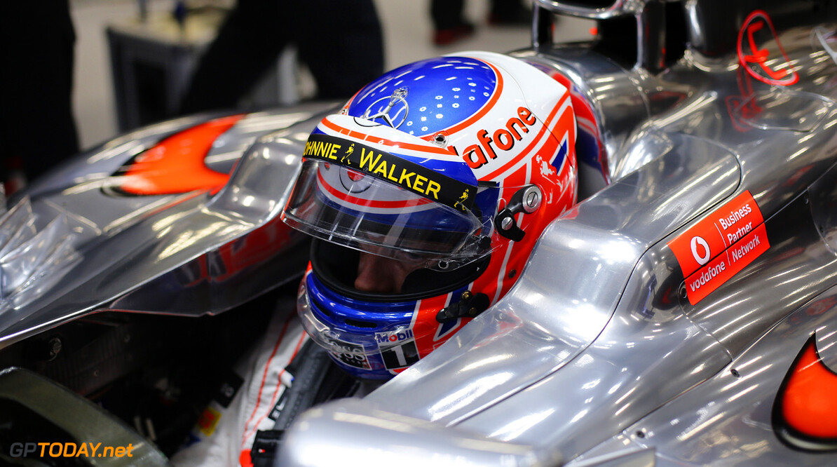 Button and McLaren will stay together for 2014
