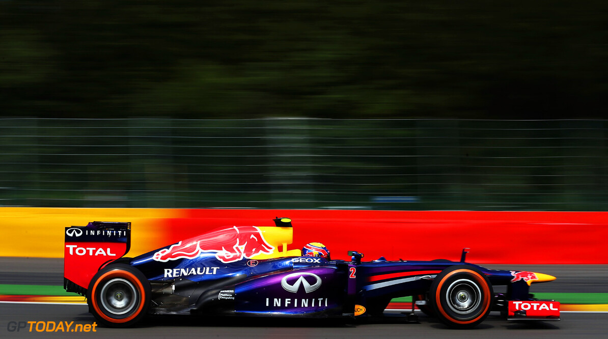 Red Bull scratching its head after mysterious gearbox problems