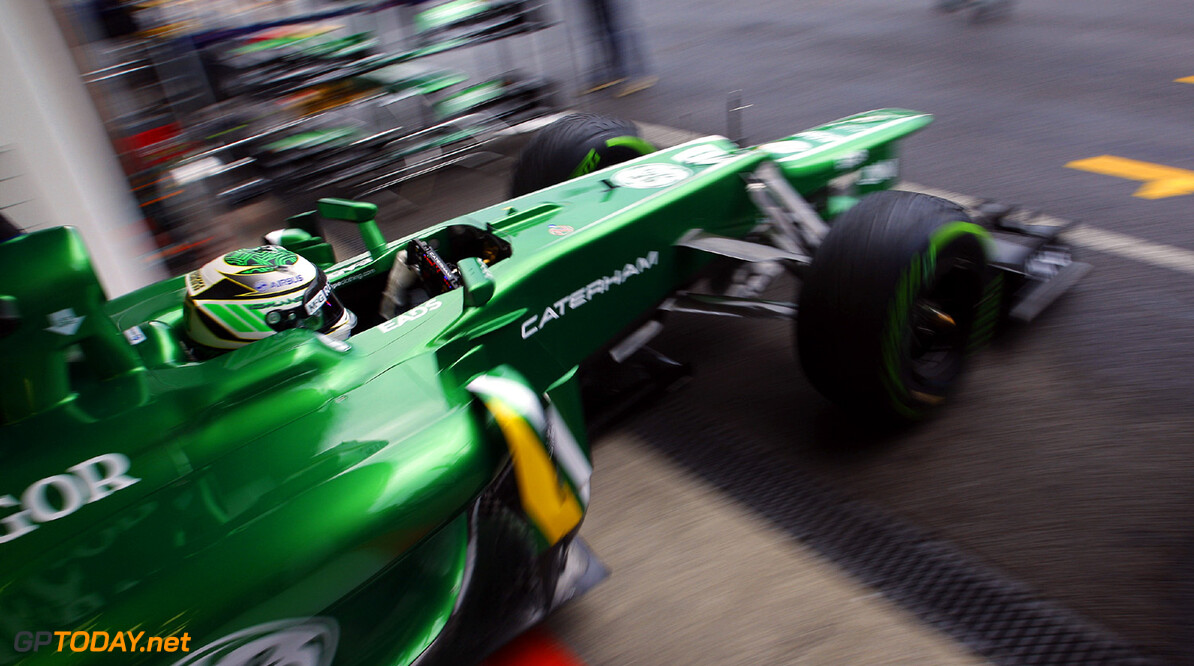Kovalainen close to agreeing 2014 terms with Caterham