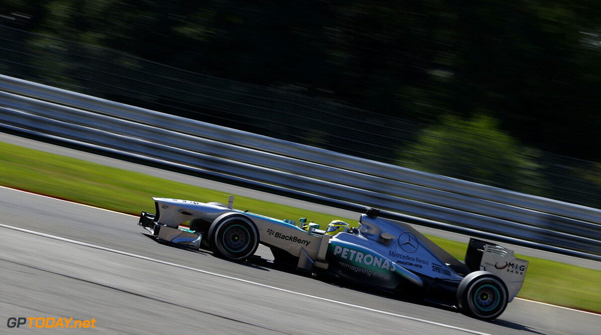 Italy 2013 preview quotes: Mercedes
