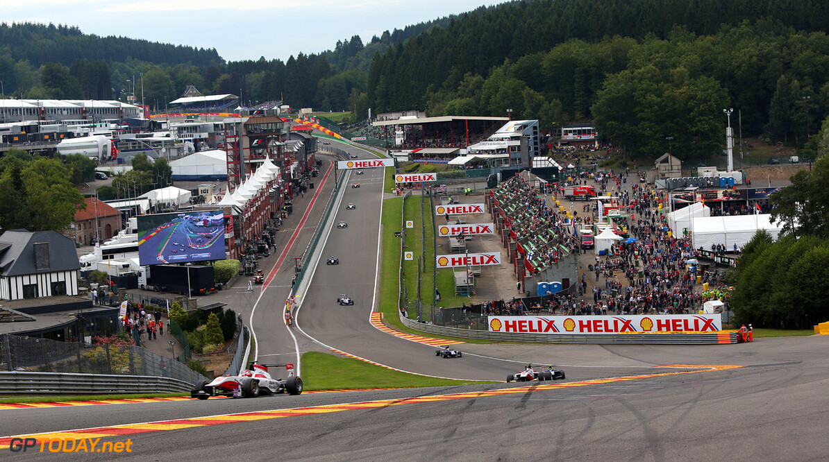 2013 GP3 Series. Round 6. 