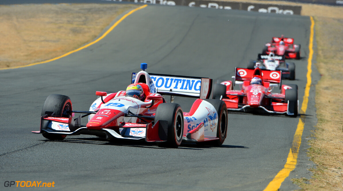 Luyendijk junior test maandag voor Dale Coyne Racing