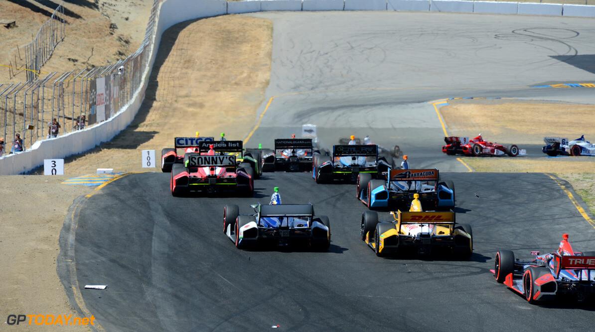 Juan Pablo Montoya to join Team Penske for 2014