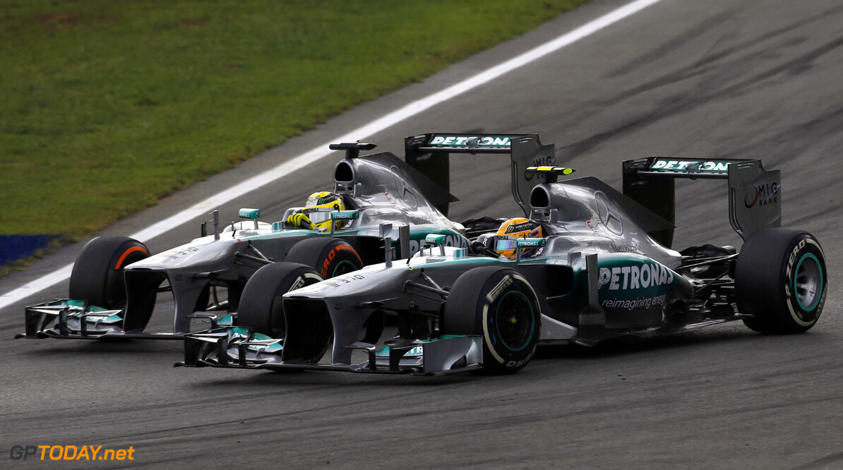 'Mercedes very well positioned to fight for title in 2014'