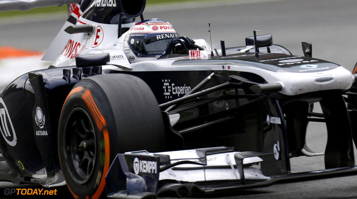Singapore 2013 preview quotes: Williams