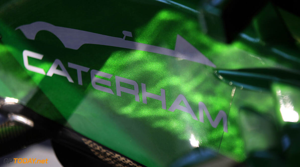 'Caterham sold to a consortium of Arab businessmen'