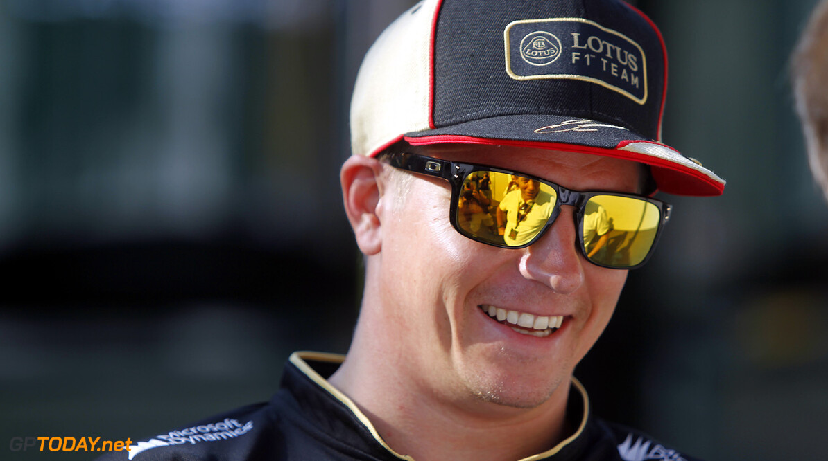 Raikkonen in recovery after succesful back surgery