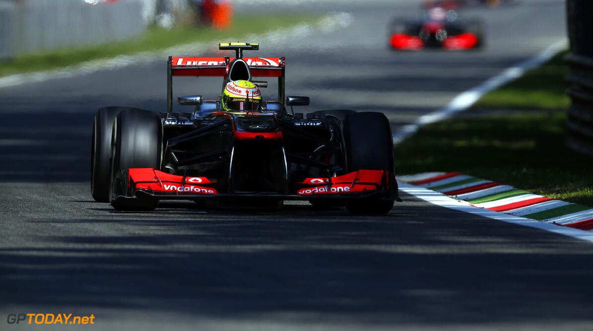 2013 podium chances to dwindle in final phase - Perez