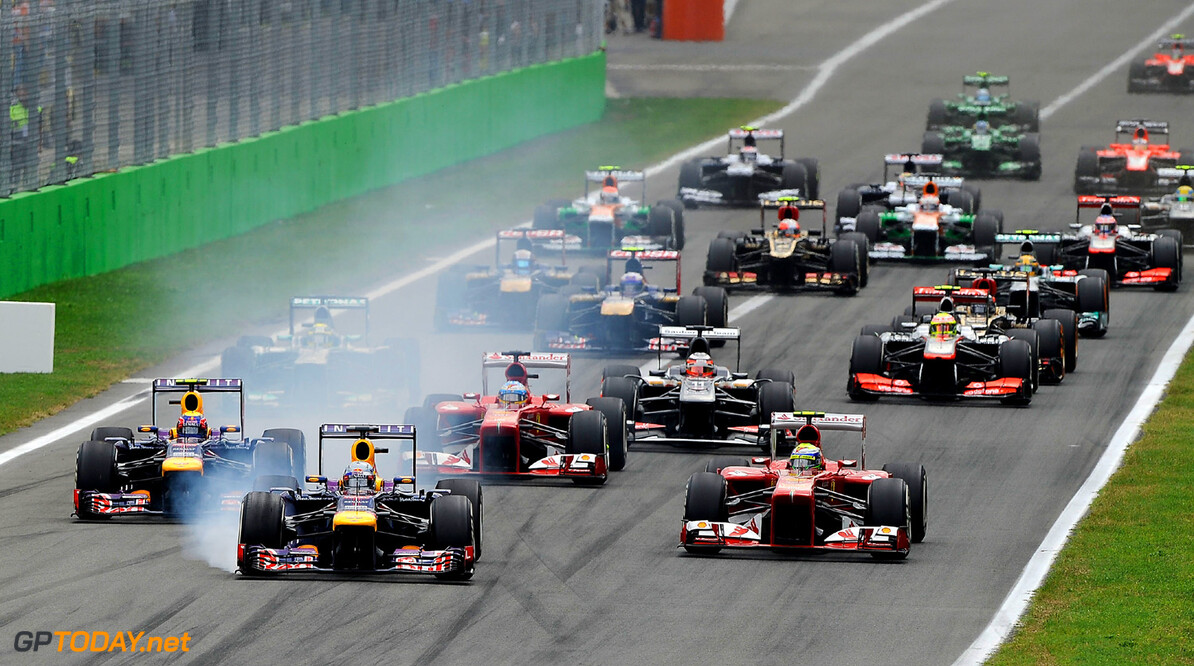 Silly season still the dominating theme in F1 paddock