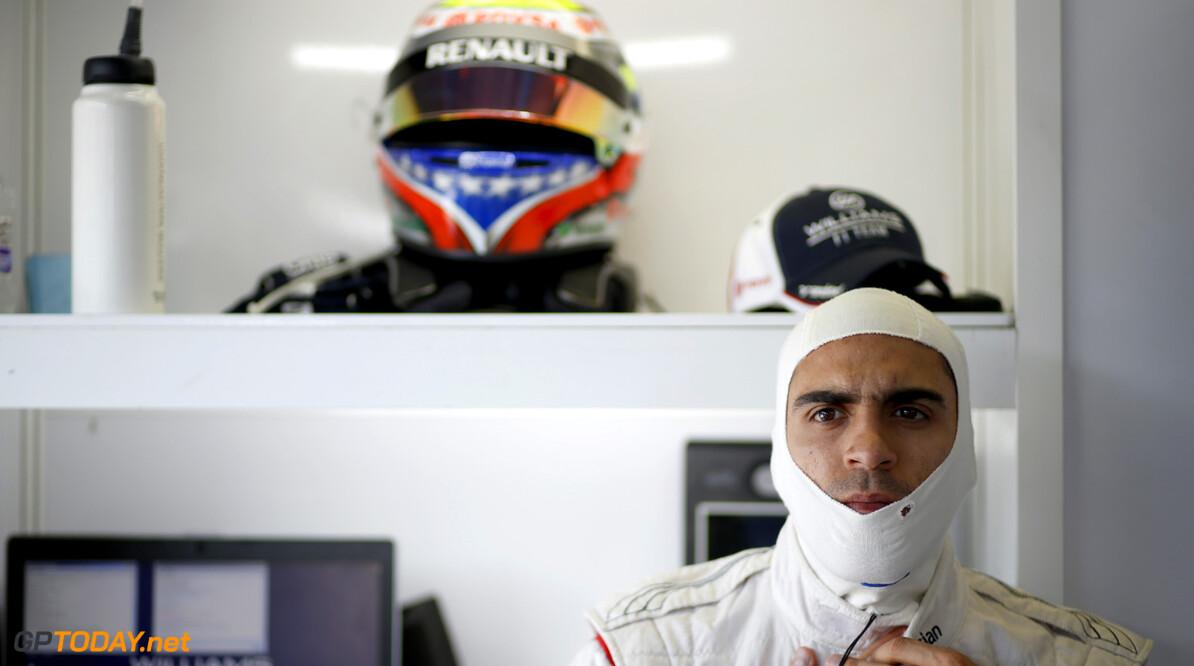 Maldonado kijkt uit naar frisse start bij nieuwe werkgever