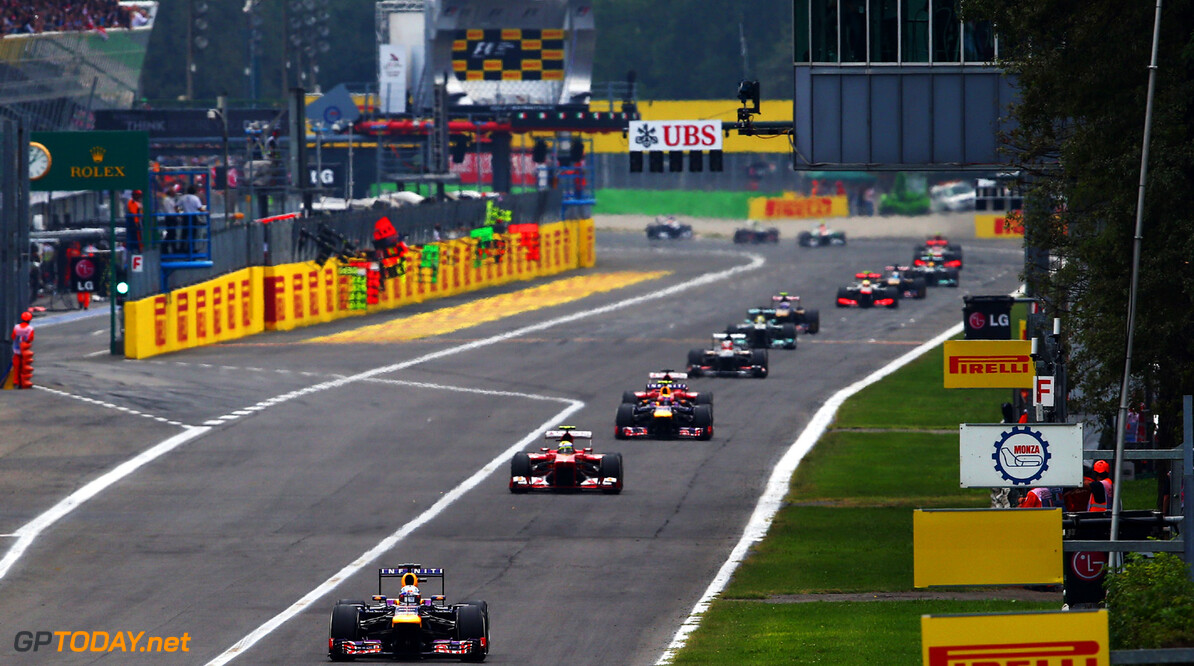 Monza to invest 10 million euros in upgrading the track