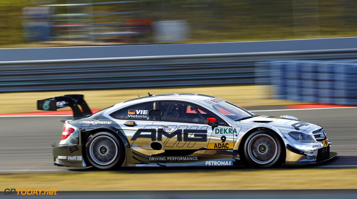 9 Christian Vietoris (D), HWA, DTM Mercedes AMG C-Coupe