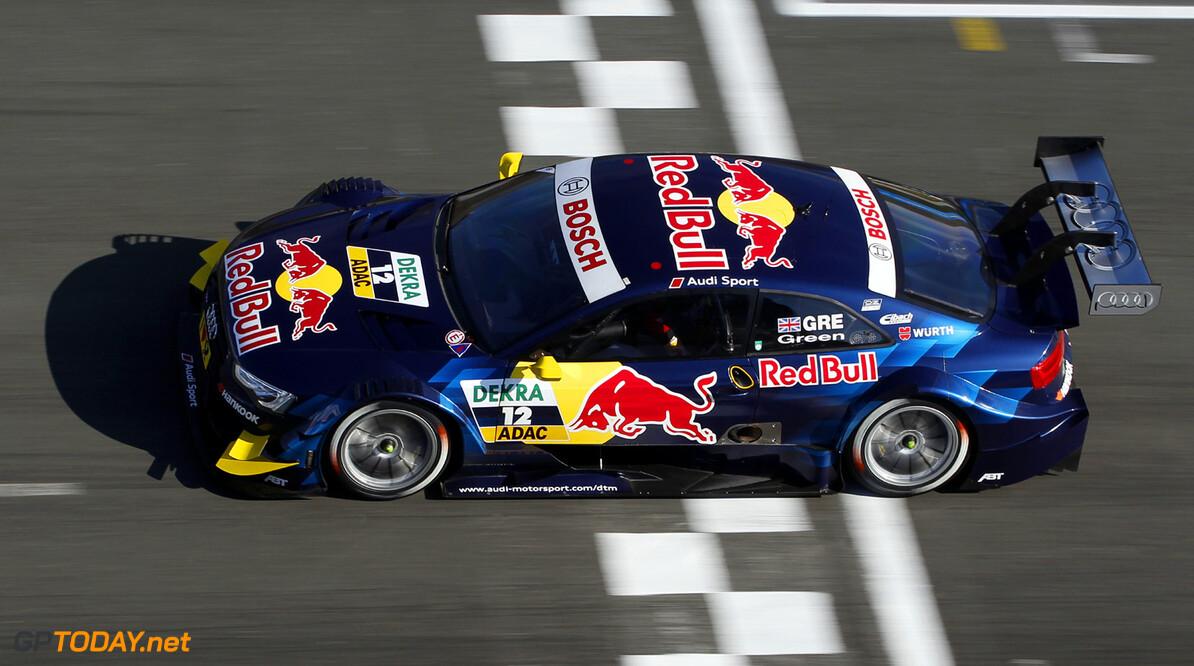 12 Jamie Green (GB), Audi Sport Team Abt Sportsline, Audi RS 5 DTM