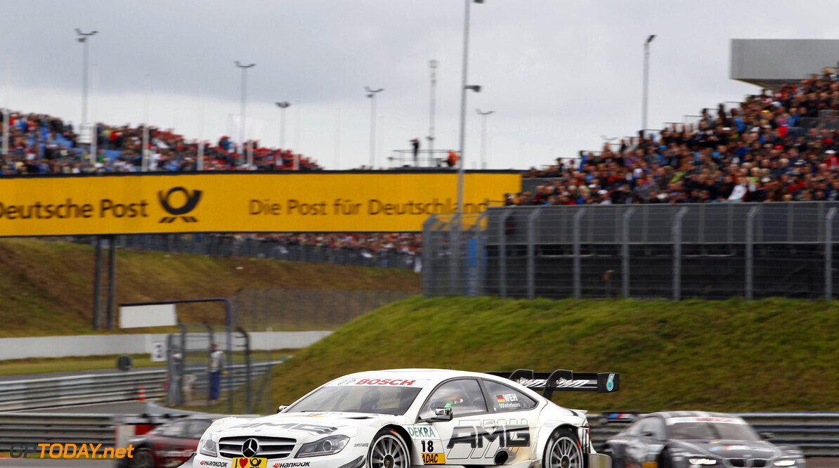 18 Pascal Wehrlein (D), RSC Mucke Motorsport, DTM Mercedes AMG C-Coupe