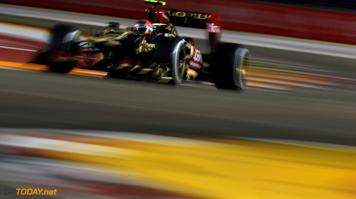 2013 Singapore Grand Prix - Sunday Marina Bay Circuit, Singapore.