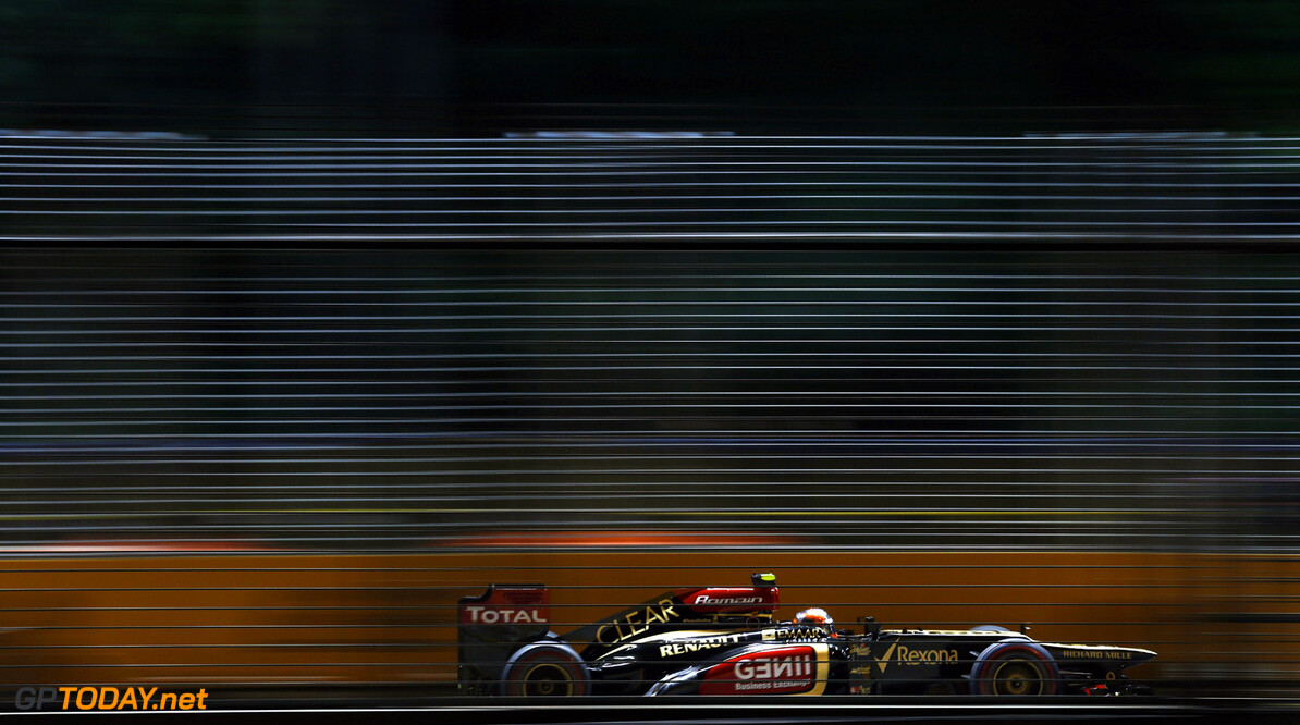 2013 Singapore Grand Prix - Saturday Marina Bay Circuit, Singapore.