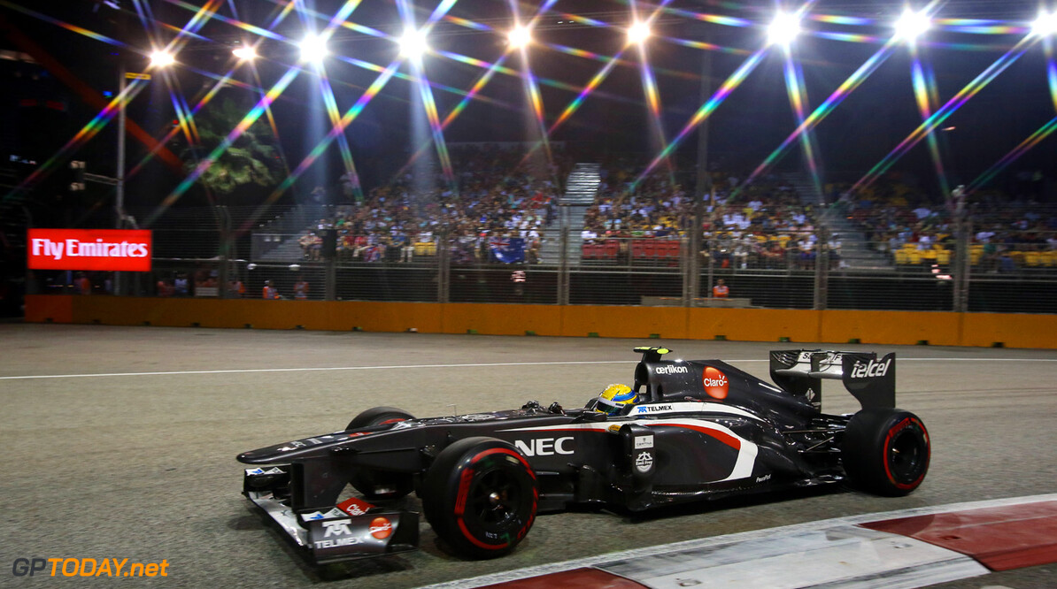 Formula one - Singapure Grand Prix 2013 - Saturday xxxxxxxxxx - Formula1 World Championship 2013 - Round 13 Singapore Grand Prix at Marina Bay Street Circuit, Singapore - Saturday 21th September 2013