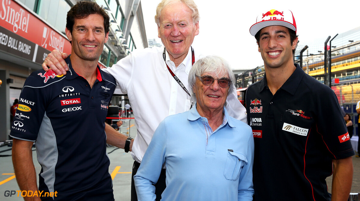 Ecclestone wants double points for final three races