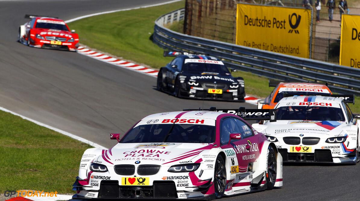 16 Andy Priaulx (GB), BMW Team RMG, BMW M3 DTM, 15 Martin Tomczyk (D), BMW Team RMG, BMW M3 DTM