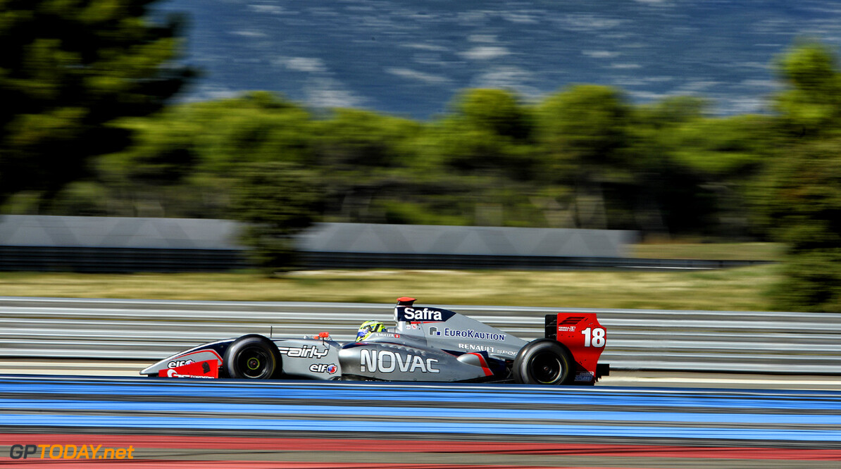 MOTORSPORT -  WORLD SERIES BY RENAULT 2013  - LE CASTELLET (FRA) - 29/09/2013 - PHOTO ERIC VARGIOLU / DPPI -