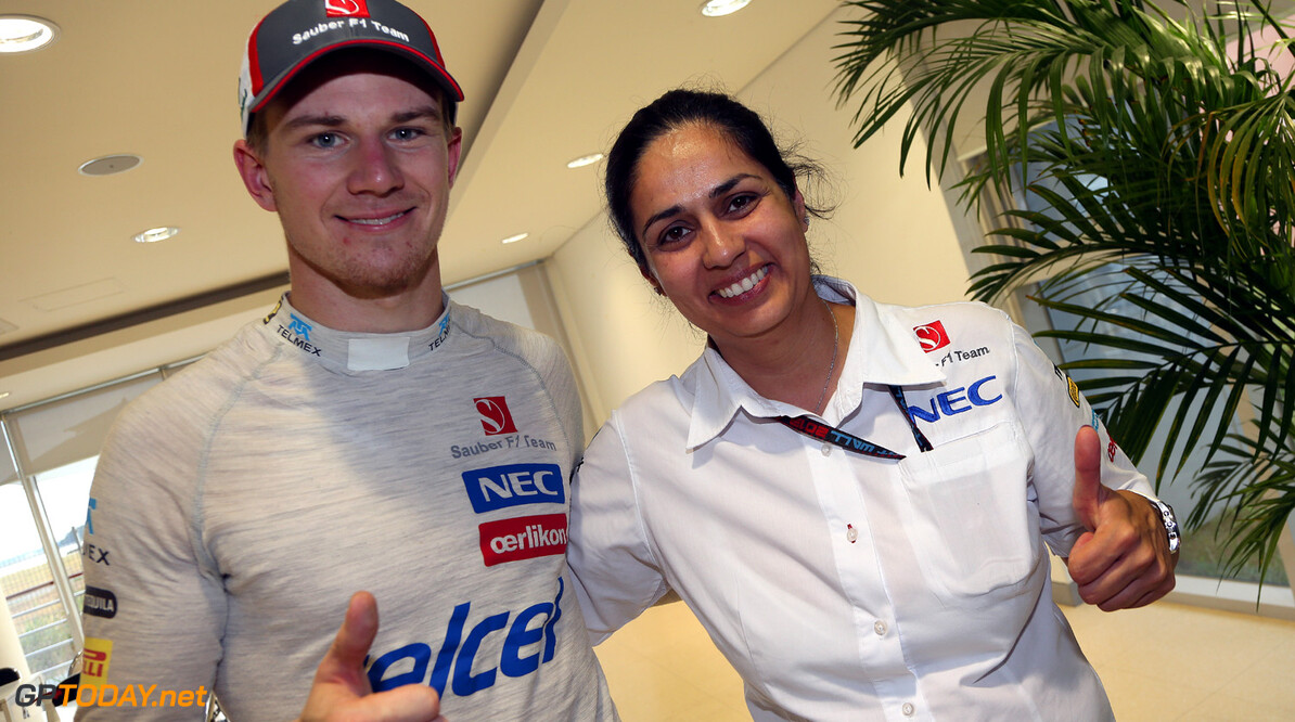 Maldonado, Hulkenberg keys in last stage of 'silly season'