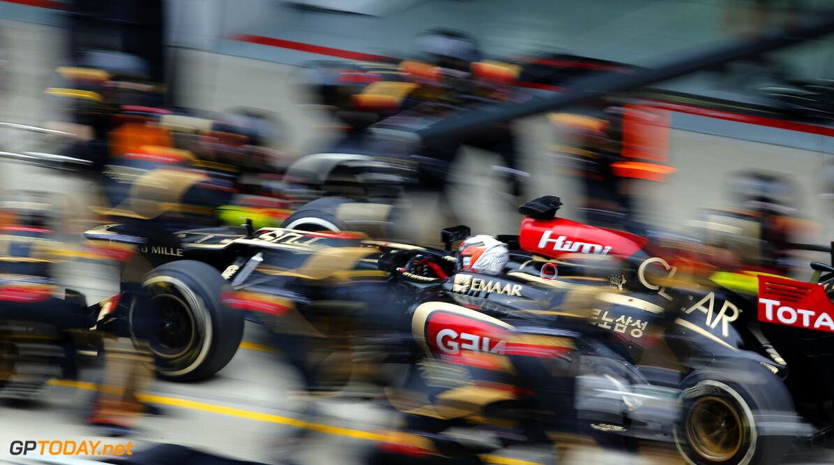 2013 Korean Grand Prix - Sunday Korea International Circuit, Yeongam-Gun, South Korea.