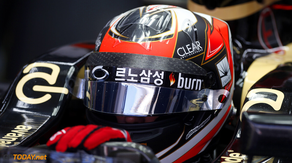 2013 Korean Grand Prix - Friday Korea International Circuit, Yeongam-Gun, South Korea.