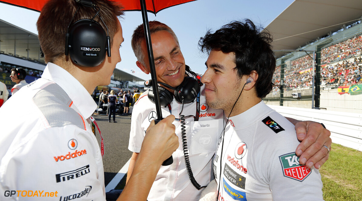 Perez hints McLaren told him he will stay in 2014