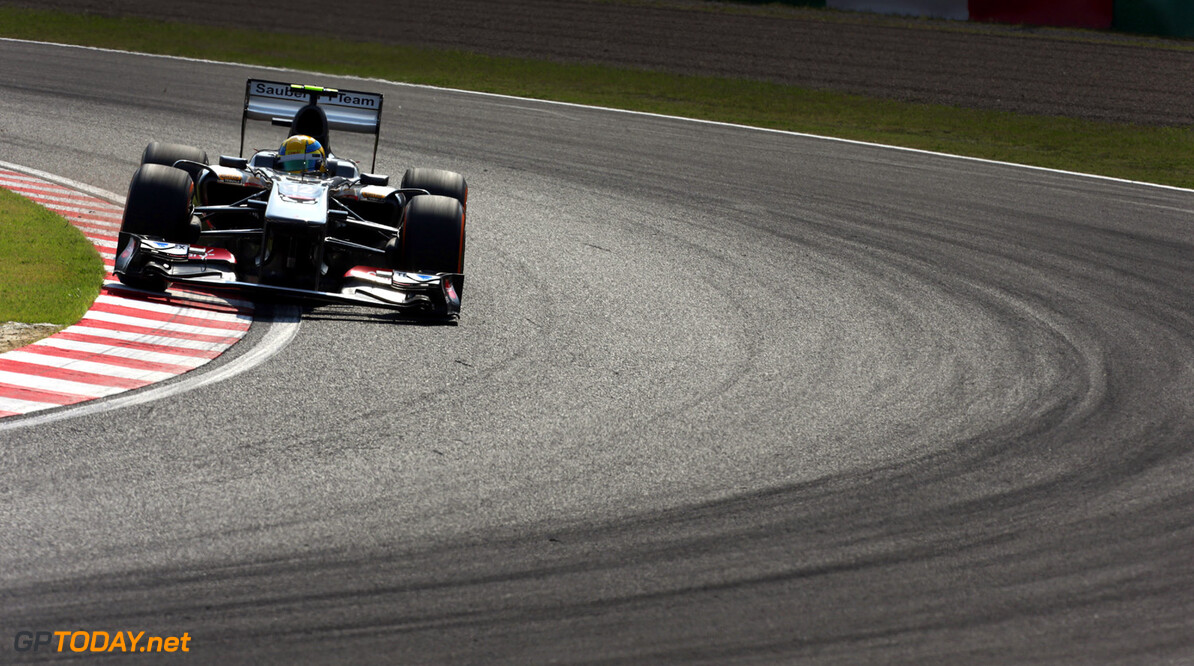 India 2013 preview quotes: Sauber