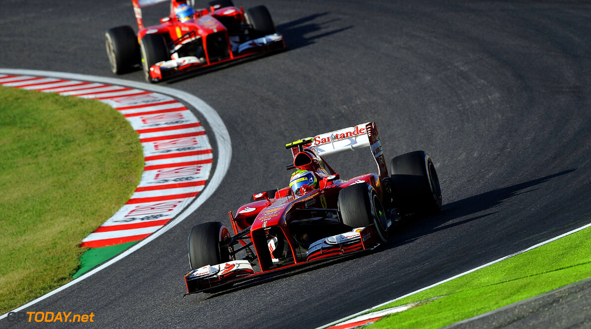 Ferrari braces itself for intense battle for second place