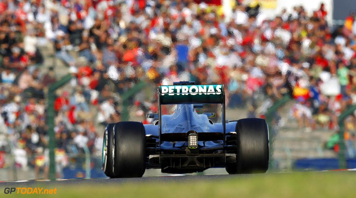 """Mercedes: """"Geen schande om van Red Bull Racing te verliezen"""""""
