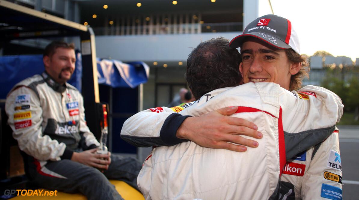 """Sauber: """"Gutierrez bezit potentie voor lange Formule 1-carrière"""""""