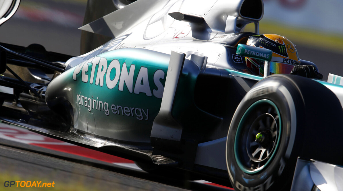 Mercedes snakt naar tweede plek bij de constructeurs