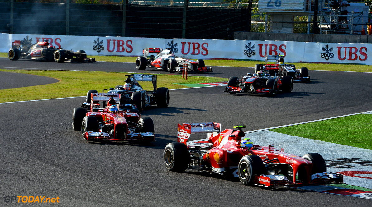 FIA in race to enforce maximum fuel flow rate for 2014