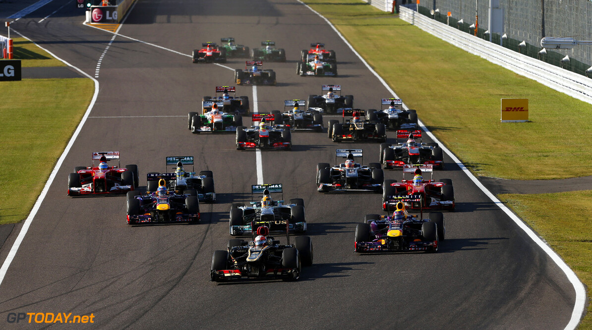 F1's new Strategy Group 'unethical and undemocratic'