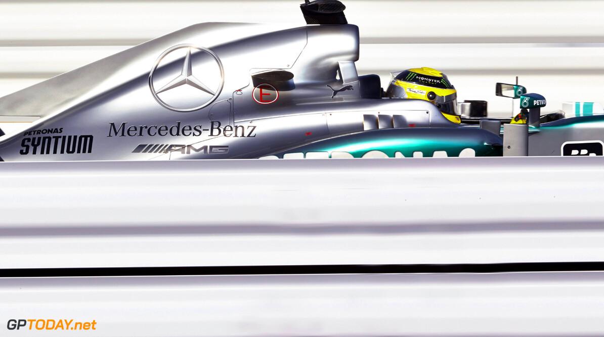Rosberg calls upon his fans to recover stolen helmet