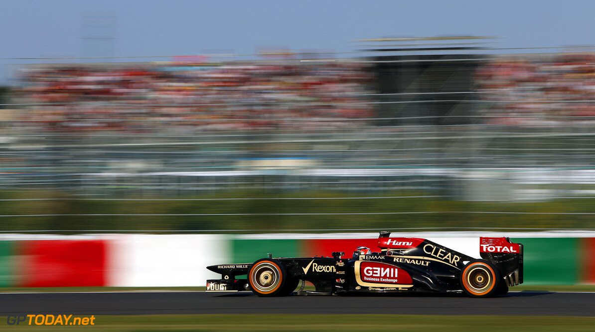 2013 Japanese Grand Prix - Sunday Suzuka Circuit, Suzuka, Japan. 