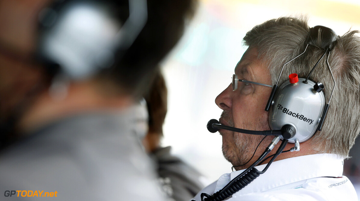 Ross Brawn feels long-term approach is needed