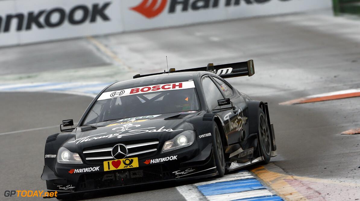 4 Roberto Merhi (E), HWA, DTM Mercedes AMG C-Coupe
