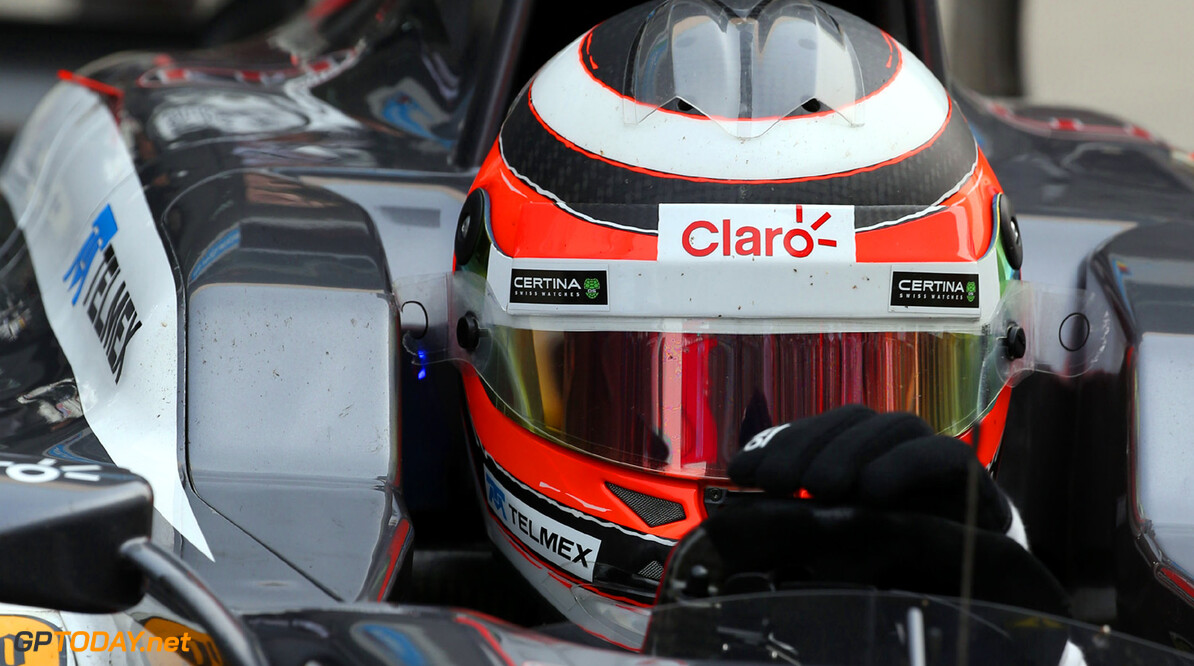 Hulkenberg spotted in lengthy Force India talks