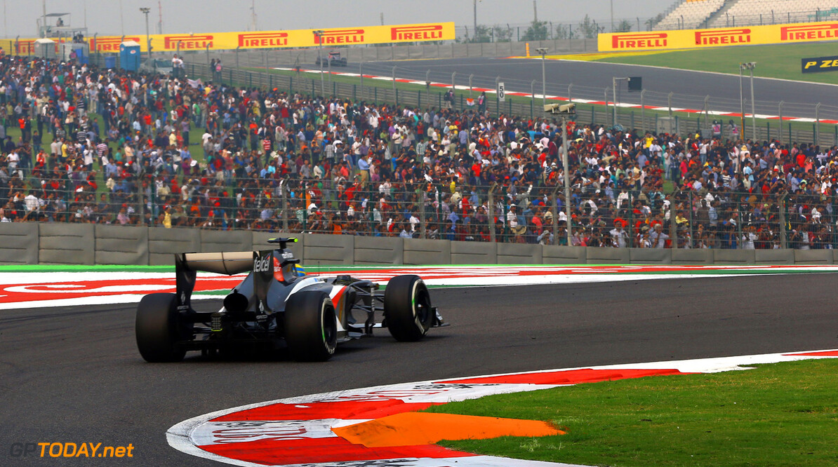 Indian GP Race 27/10/13  Indian GP Race 27/10/13 Jean-Francois Galeron New Delhi Japan  F1 Formula One 2013