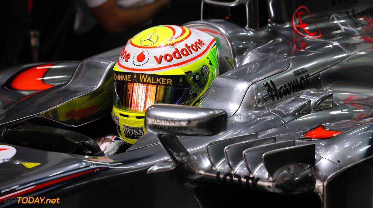 Perez '95 per cent sure' he will continue in F1