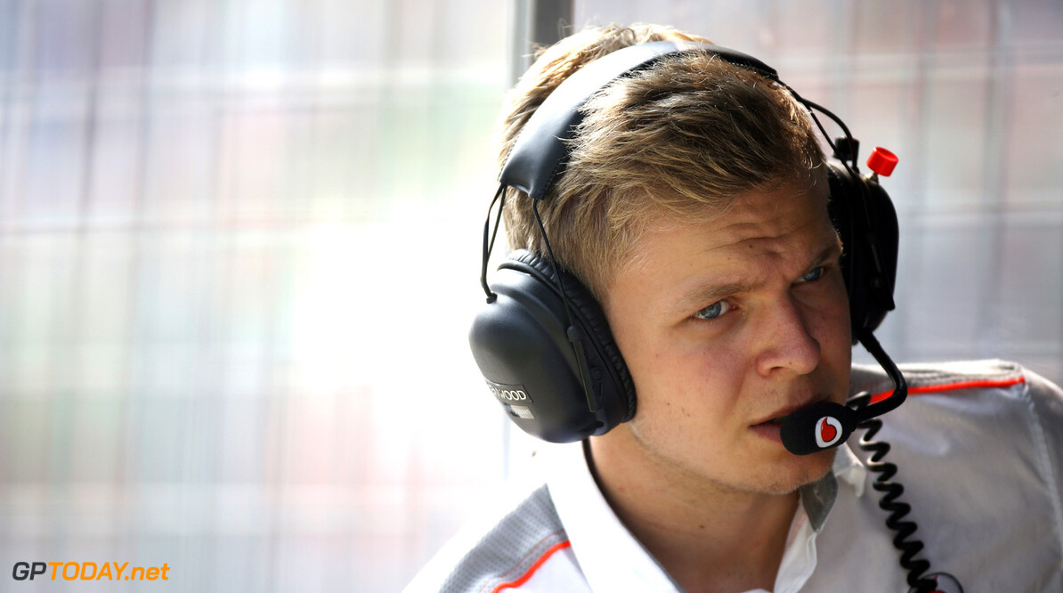 No guarantee that Magnussen will succeed - Kovalainen