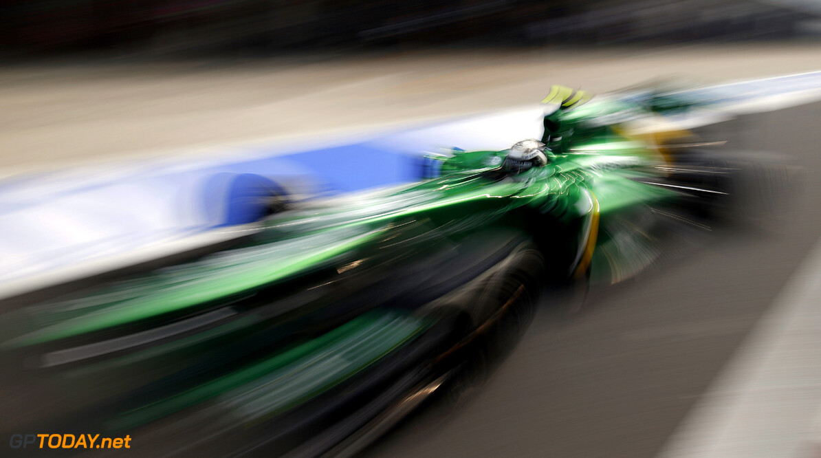 No more Friday sessions for Kovalainen