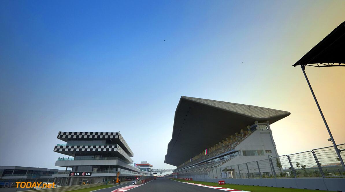 India werkt onvermoeibaar aan Grand Prix in 2016