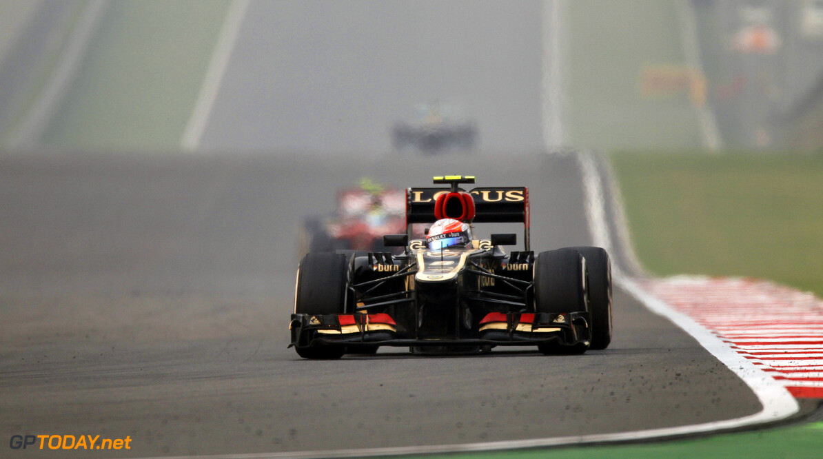 2013 Indian Grand Prix - Sunday Buddh International Circuit, New Delhi, India.