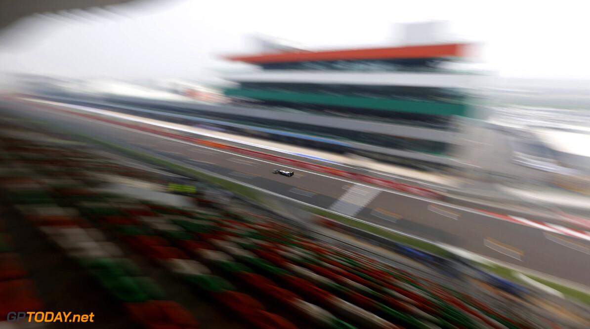 2013 Indian Grand Prix - Saturday Buddh International Circuit, New Delhi, India. Saturday 26th October 2013. Pastor Maldonado, Williams FW35 Renault.  Photo: Charles Coates/Williams F1. ref: Digital Image _N7T2141      formula 1 formula one f1 gp oct ind